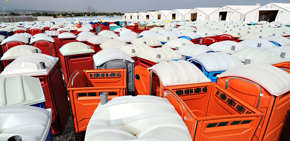 Champion Portable Toilets in Oklahoma City, OK